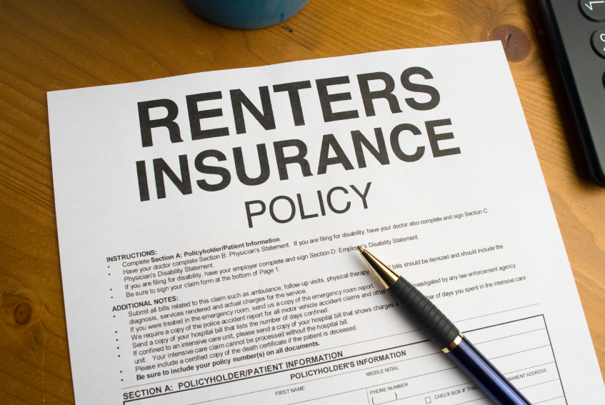 What does renters insurance cover