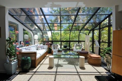 Robert A M Stern sunroom