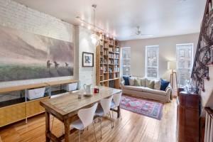 Rose Byrne's apartment