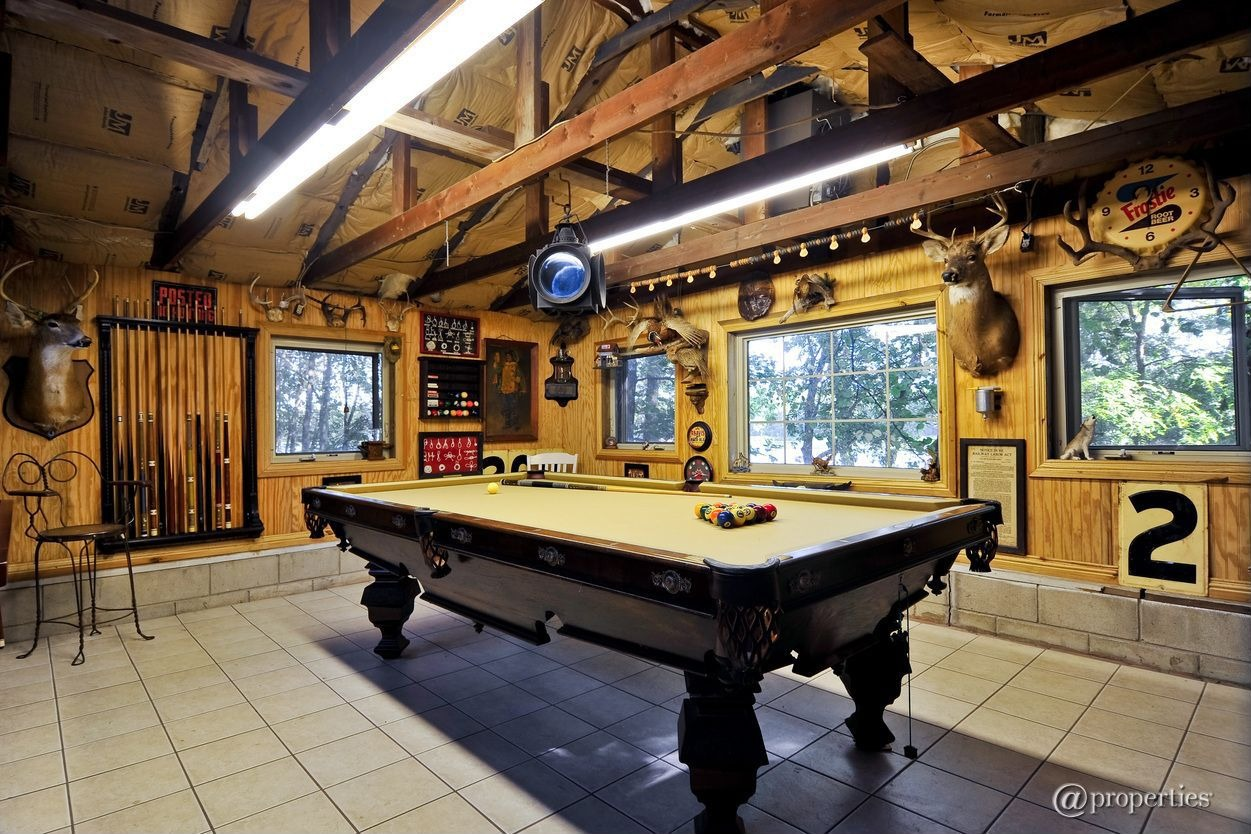 Super Man Caves For The Bowl Zillow Porchlight