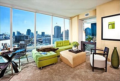 Image Gallery Inside Apartments San Diego