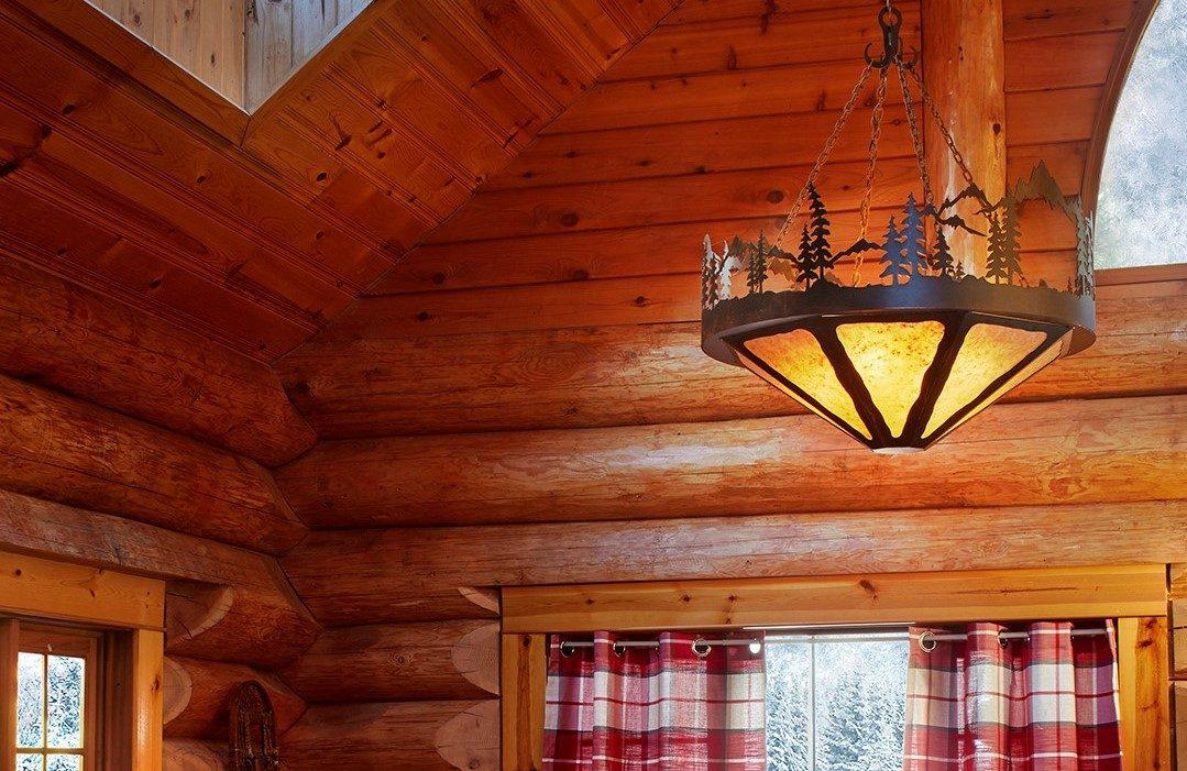 Santa's Vaulted Ceilings