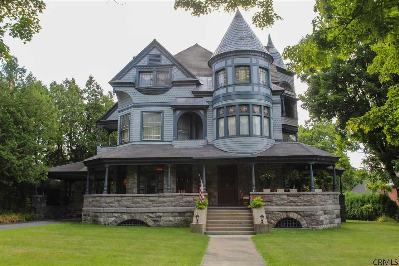 Queen Anne Victorian Homes For Sale In Ohio