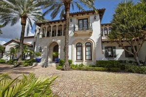 Scottie Pippen's home