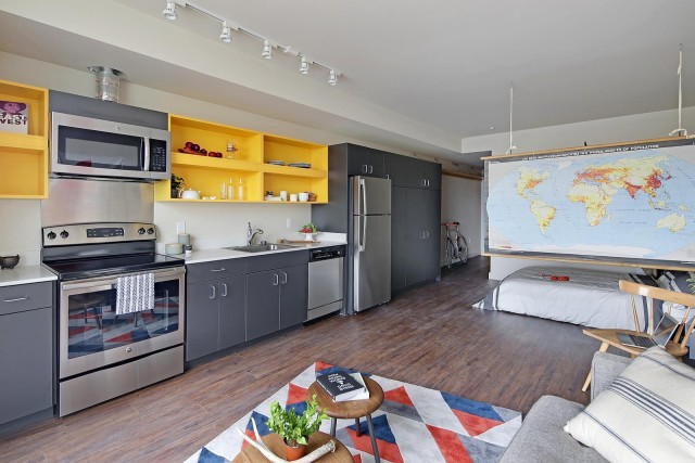 500 Square Foot Rentals Good Things In Small Packages