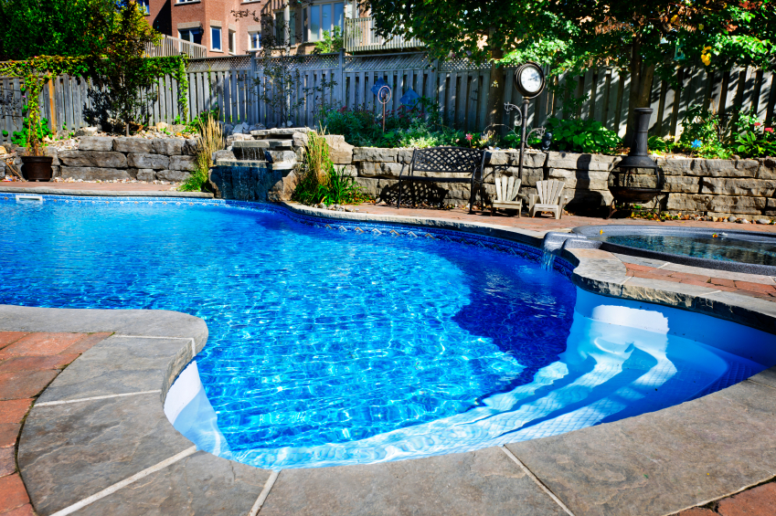 Pools trampolines and other features that can spike - Swimming pool loans interest rates ...