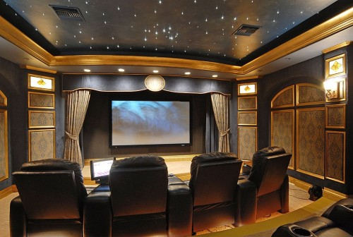 Luxe Home Theater