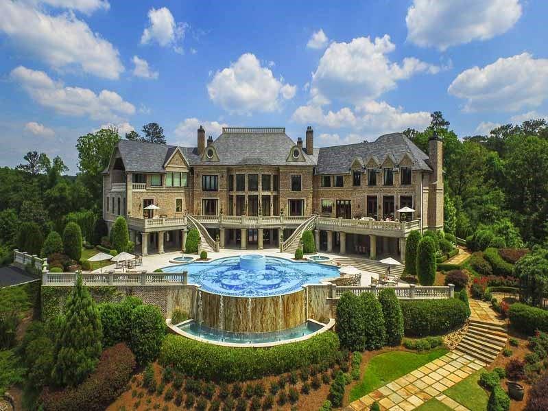 Tyler Perry villa in Atlanta