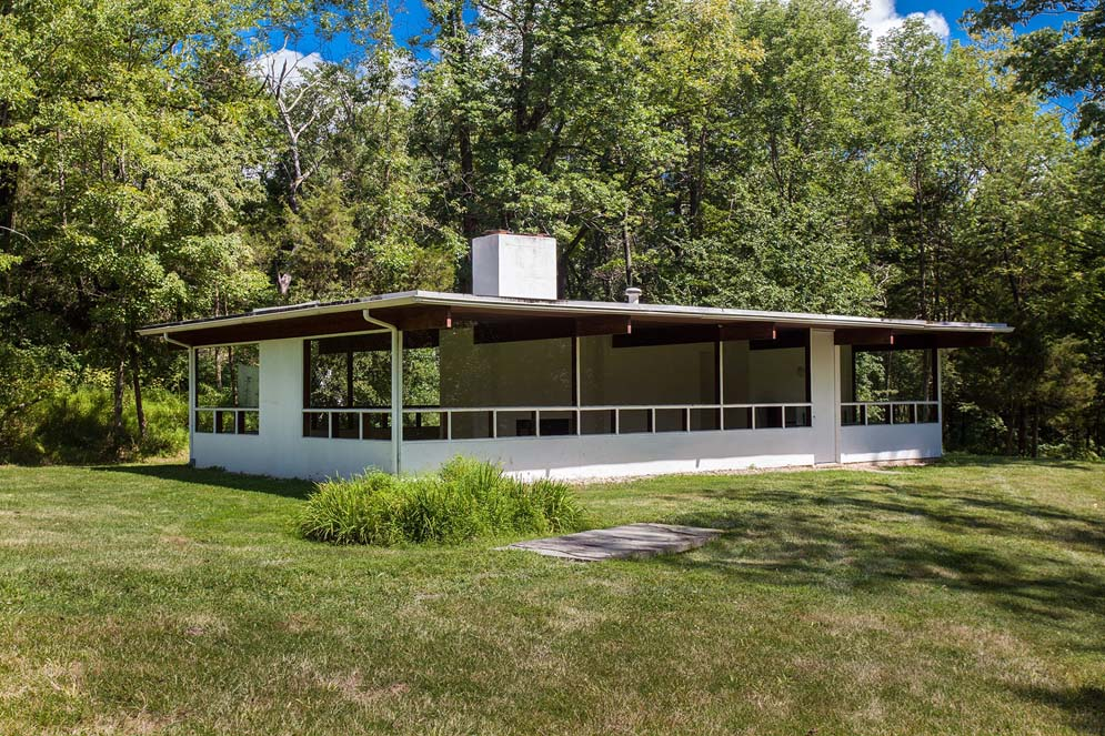 House of the week mid century modern home with a wavy lid for Modern house zillow