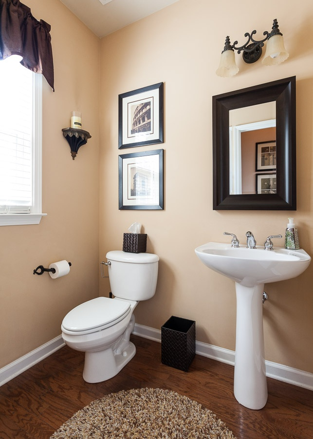 increase your homes value in 5 easy steps zillow porchlight pedestal sink powder room - Powder Room Pedestal Sink