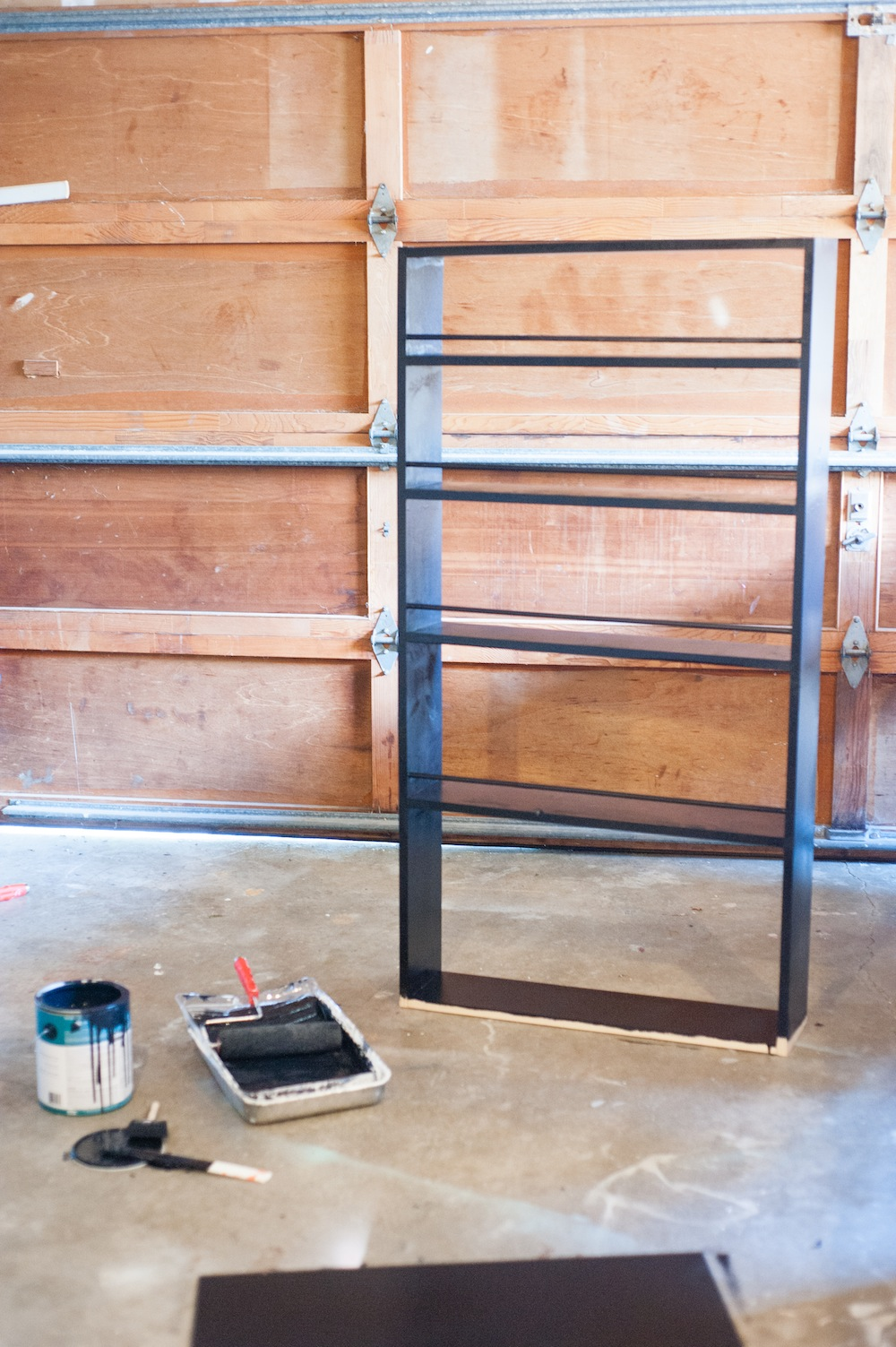 The space saving rolling pantry a diy tutorial zillow for Diy rolling pantry shelves