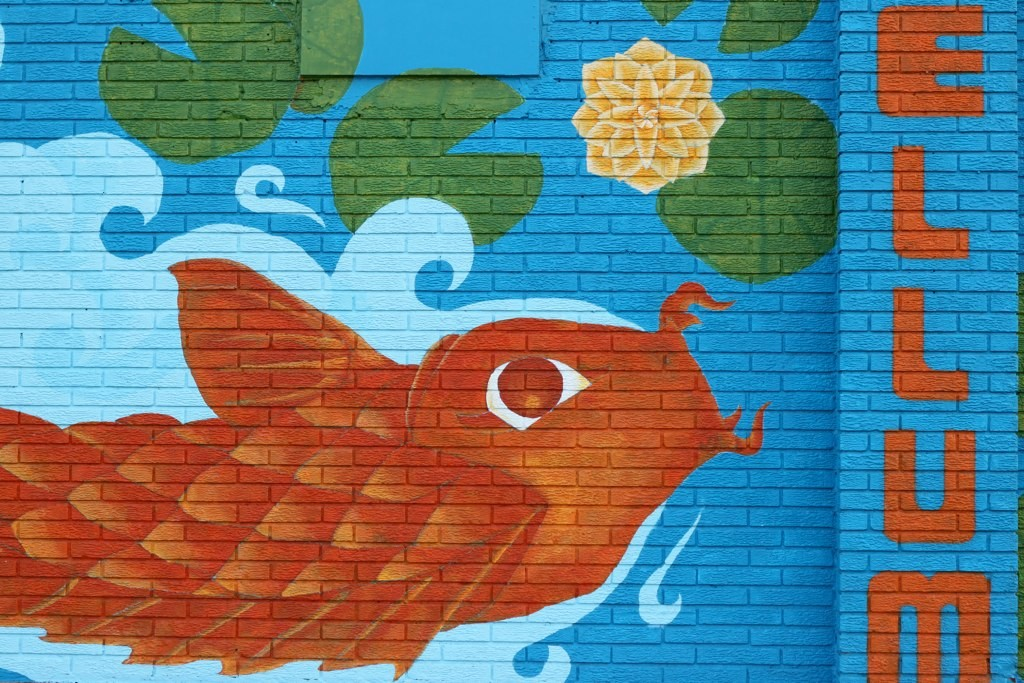 Deep Ellum Art. Photo Source: Jennifer Conley via Flickr Creative Commons