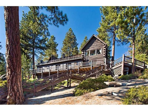 Of The Week Howard Hughes Former Lake Tahoe Estate Zillow Blog