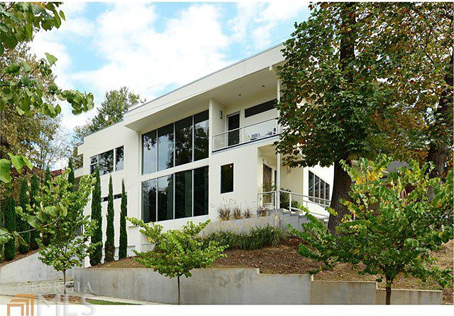 302 found Contemporary homes atlanta