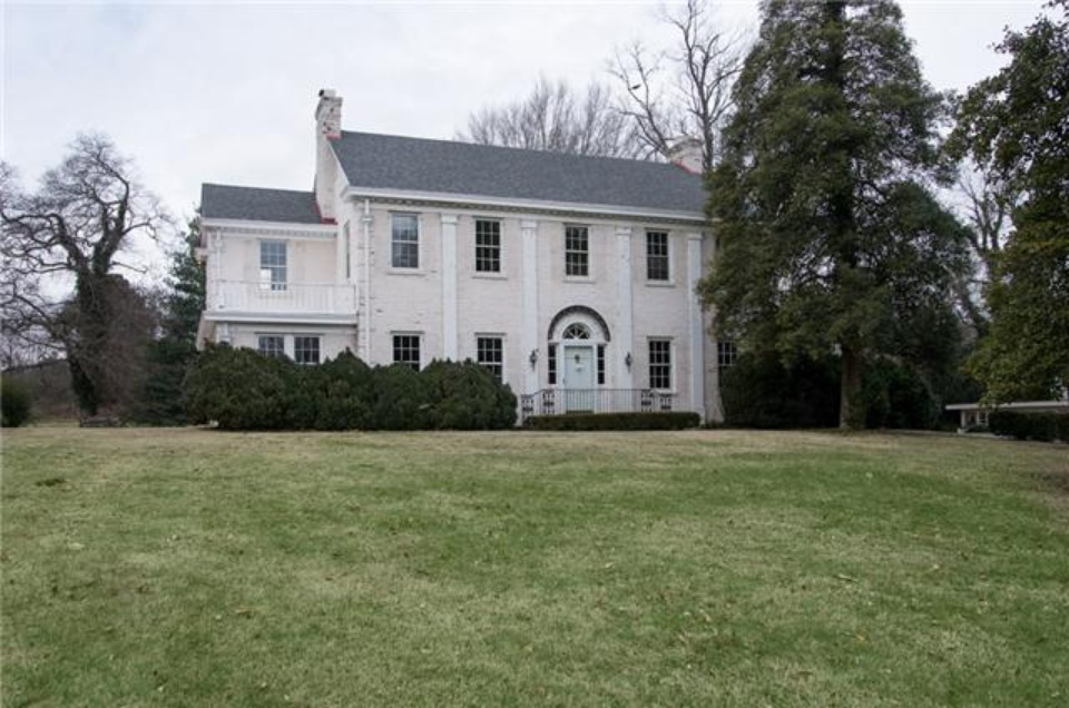 Reese witherspoon plans to restore this nashville mansion for Nashville tn house plans