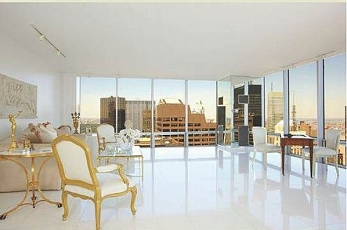 Anne Hathaway Manhattan Apartment