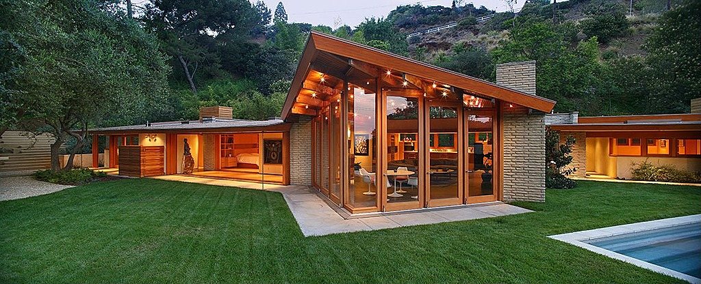 Report Katy Perry Buys Mid Century Modern Home In