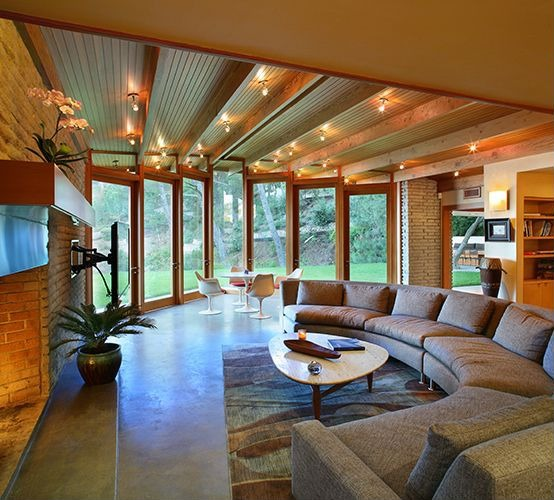 Mid Century Modern House: Report: Katy Perry Buys Mid-Century Modern Home In