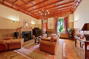 David Sanborn's home