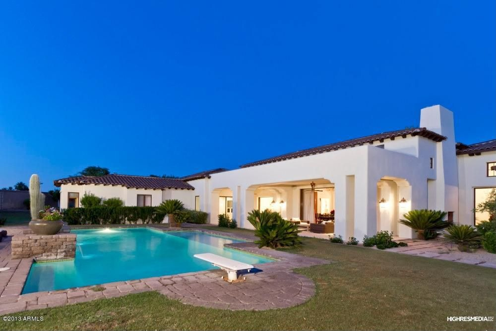 Update Wayne Gretzky 39 S Scottsdale Home Sells For Zillow Porchlight