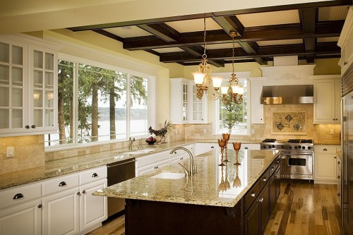 Traditional Kitchens Islands Cabinets Storage Zillow Trends Bedford Corners Homes