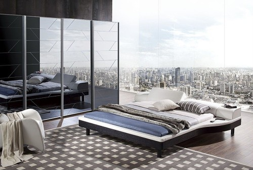 Romantic Bedroom Urban