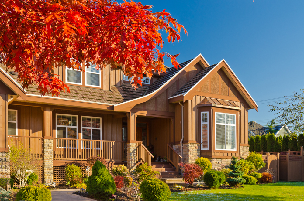 Appealing to autumn home buyers zillow porchlight for Fall home preparation