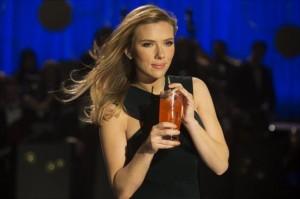 Scarlett Johansson can sip away her summers in her new Long Island getaway. Source: Splash News