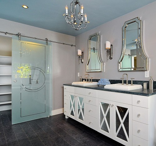 2014 Kitchen Trends Open Shelving Amp Glass Front Cabinets