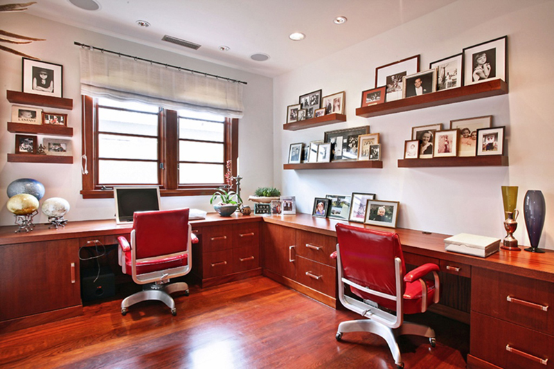 Creating a homework station that gets top marks zillow for Zillow office space
