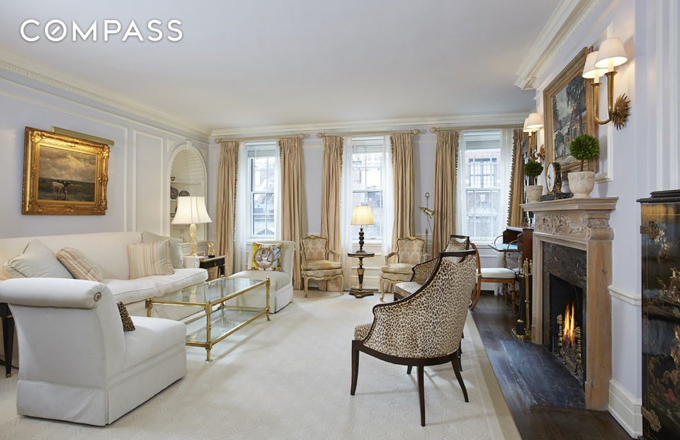 Apartment In Jackie O S Storied Nyc Life Listed For 1
