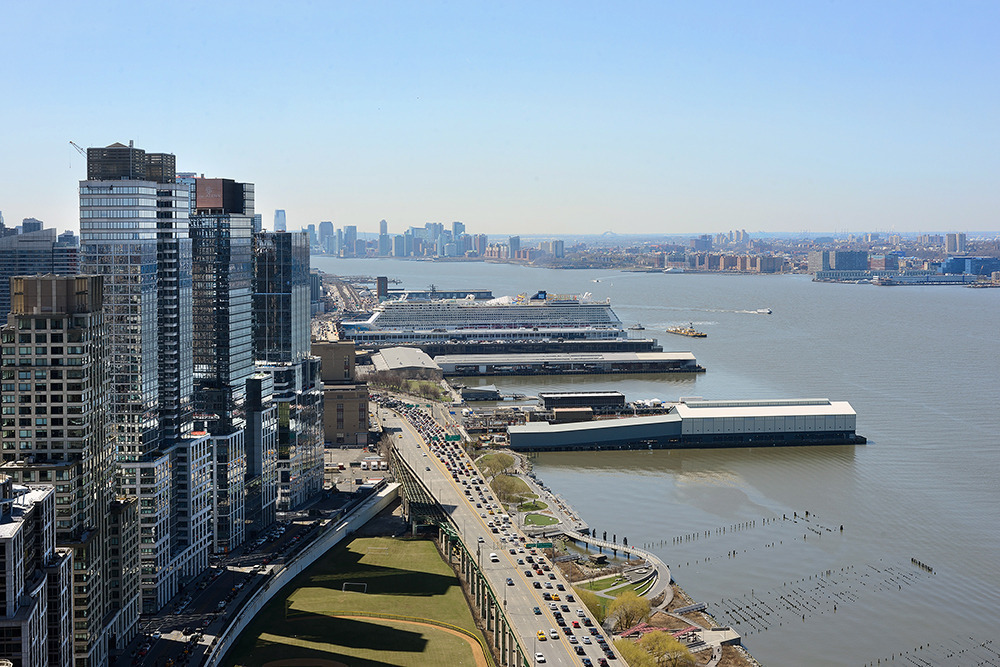View of Hudson