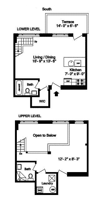 28 types of apartments in nyc east new york 2 for Apartment floor plans nyc